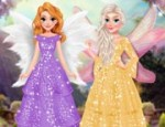 لعبة تصميم فستان الاميرة سندريلا الجديدة